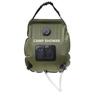 20L Camp Shower Bag