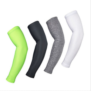 1 Pair Outdoor Sport Running UV Sun Protection Leg Cover