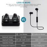 Mpow Bluetooth 4.1 True Wireless Stereo Earbuds - Zalaxy