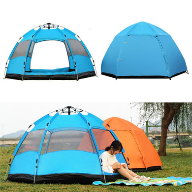 5-8 People Automatic Pop Up Instant Large Tent