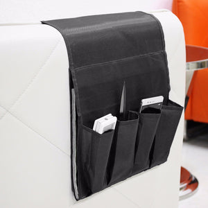 Multifunctional 4 Pocket Armchair Couch Storage