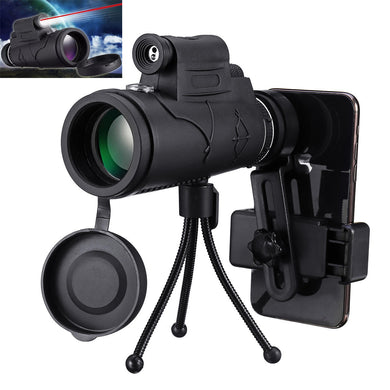 Monocular HD Optic With Tripod Phone Holder