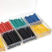 Load image into Gallery viewer, 280pcs Assortment Ratio 2:1 Heat Shrink Tubing Tube