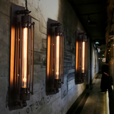 Industrial Vintage Retro Lamp Wall Light