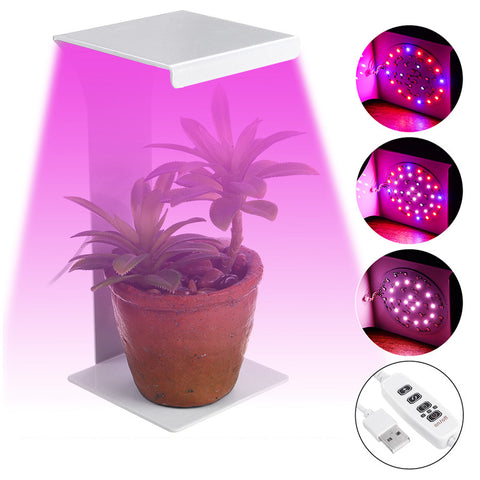 50W Full Spectrum LED Grow Light USB