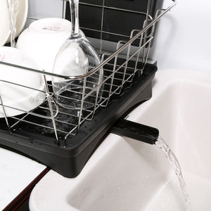 Kitchen Drain Shelf Dish Rack