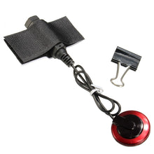 Load image into Gallery viewer, Piezo Contact Microphone Pickup with Clamp Strap For Guitar Violin Ukulele Banjo