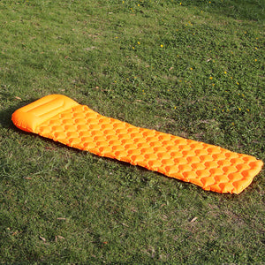 Outdoor Single Inflatable Air Mattress