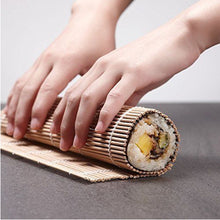 Load image into Gallery viewer, DIY Bamboo Sushi Making Kit