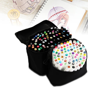 80 Colors Anime Art Marker Set