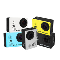 Waterproof 2.0 Inch LCD 4K HD WiFi Sports DV Action Camera