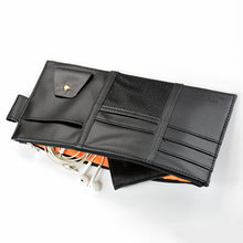 Load image into Gallery viewer, Multifunctional Leather Car Storage Bag Visor Cover