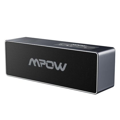 Mpow Portable Wireless Dual 10W Drivers Bluetooth Speaker - Zalaxy