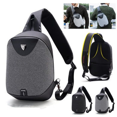 8L Men Women Anti Theft Sling Chest Bag