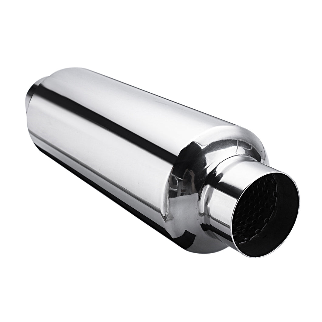 Universal Turbine Exhaust Muffler Resonator
