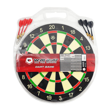 "17""x1/2"" Paper Dartboard - Zalaxy"