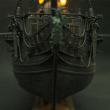 Load image into Gallery viewer, DIY Black Pearl Ship Model Building Kit