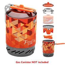 Load image into Gallery viewer, Camping Cooking System Stove with Electric Ignition Pot