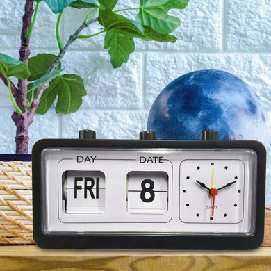 Digital Retro Quartz Alarm Clock