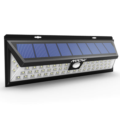 54 LED Solar Lights Outdoor Waterproof Solar Power Lights - Zalaxy