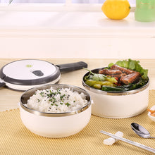 Load image into Gallery viewer, Stainless Steel Bento Lunch Box