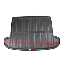 Load image into Gallery viewer, Car Rear Trunk Cargo Mat