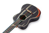 "24"" Slotted Headstock Technical Wood Concert Ukulele LA20 - Zalaxy"