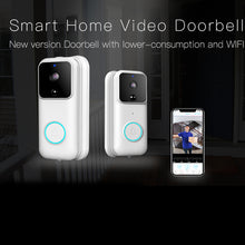 Load image into Gallery viewer, WiFi Video Doorbell 170° Wide Angle APP Night Vision