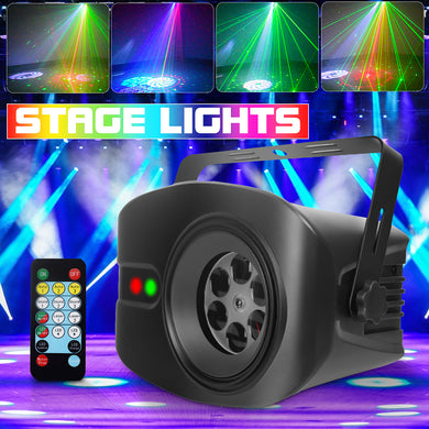RGB Bar Disco Projector Light