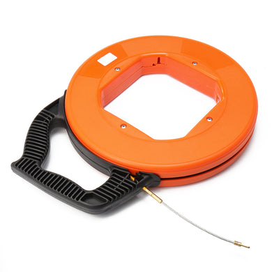 Cable Puller Fish Tape Reel