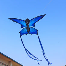 Load image into Gallery viewer, 70x150cm Blue Beautiful Butterfly Kite