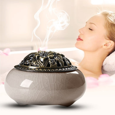 Ceramic Incense Burners Portable
