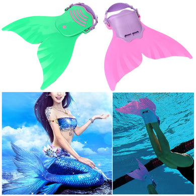 Mermaid Mono Fin Flippers