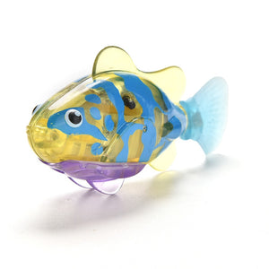 Pets Robofish Activated Battery Powered Robotic Pet Toy