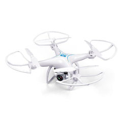 Professional Long Flying Time RC Drone With HD Camera - White
