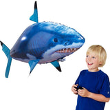 Air Swimmers RC Flying Shark Inflatable Helium Balloon - Zalaxy
