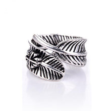 Load image into Gallery viewer, Chic Feather Ring