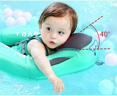 Baby Swimming Ring Floating - Zalaxy