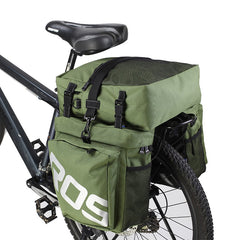Mountain Road Bicycle Bike 3 in 1 Trunk Bags