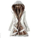 Women's Winter Jacket Warm Casual Coat C03 - Zalaxy