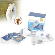 Load image into Gallery viewer, Electrical Fleas Brush Comb Pet Cleaning Tool