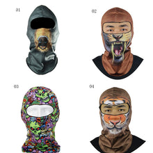 Load image into Gallery viewer, 3D Motorcycle Balaclava Cover