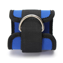 Load image into Gallery viewer, Ankle Strap D-ring Thigh Leg  Weight Lifting