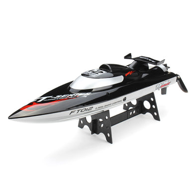Upgraded FT009 2.4G Brushless RC Racing Boat