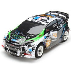 2.4G 4WD Brushed RC Rally Car