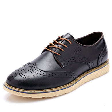 Men's Fashion Brogue Shoes
