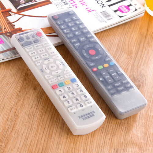 Silicone Rubber TV Remote Control Dust Cover