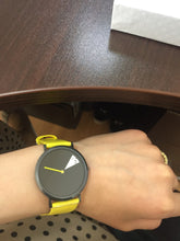 Load image into Gallery viewer, Yellow Leather Women Watch