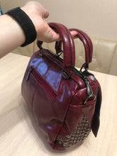 Load image into Gallery viewer, Rivet Boston Crossbody Bags