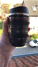 Load image into Gallery viewer, Stainless Steel Slr Camera Coffee Lens Mug